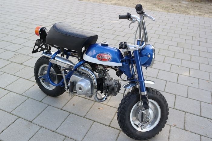 Honda 50cc Mini Bike