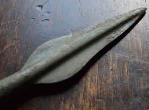 Afbeeldingsresultaat voor bronstijd speer
