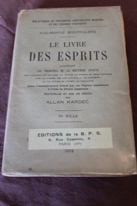 Allan Kardec Le Livre Des Esprits : allan, kardec, livre, esprits, Allan, Kardec, Livre, Esprits