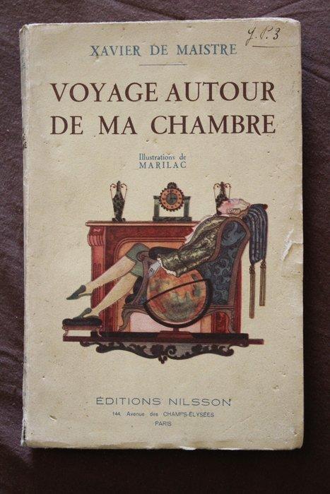 Voyage Autour De Ma Chambre : voyage, autour, chambre, Xavier, Maistre, Voyage, Autour, Chambre, Undated, Catawiki
