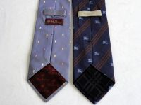 Burberry / Mulberry  2 ties - Catawiki