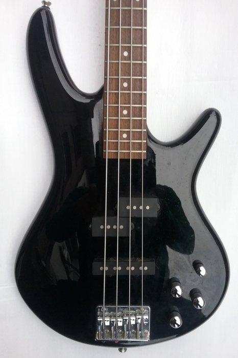 Ibanez Gio Soundgear Bass : ibanez, soundgear, Guitar, IBANEZ, Soundgear, GSR200, Black, Catawiki