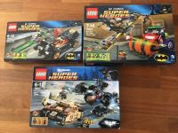 Super Heroes - 10 sets among others 76001 + 76013 - The ...