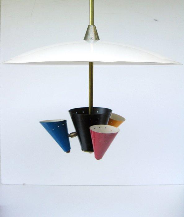 Il design d'arredo degli anni 50. Pendant Light In 1950s Style 1980s 90s Reproduction Catawiki
