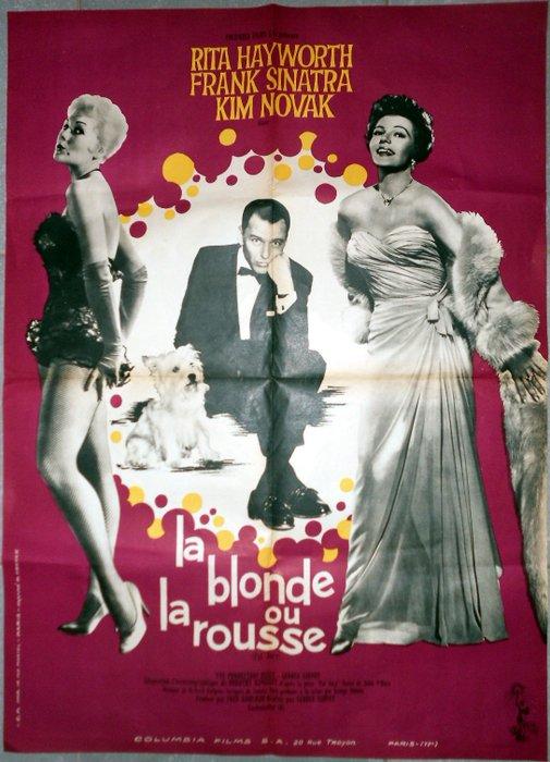 La Blonde Ou La Rousse : blonde, rousse, Anonymous, Blonde, Rousse, (Rita, Hayworth,, Frank, Catawiki