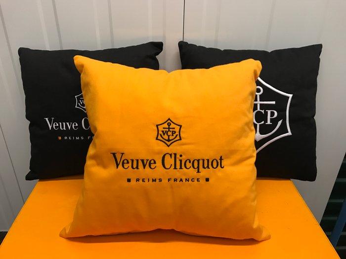 veuve clicquot lounge pillows 4