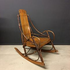 1920s Rocking Chair Wedding Bride And Groom Chairs One Of A Kind Adirondack From Usa Rare Item