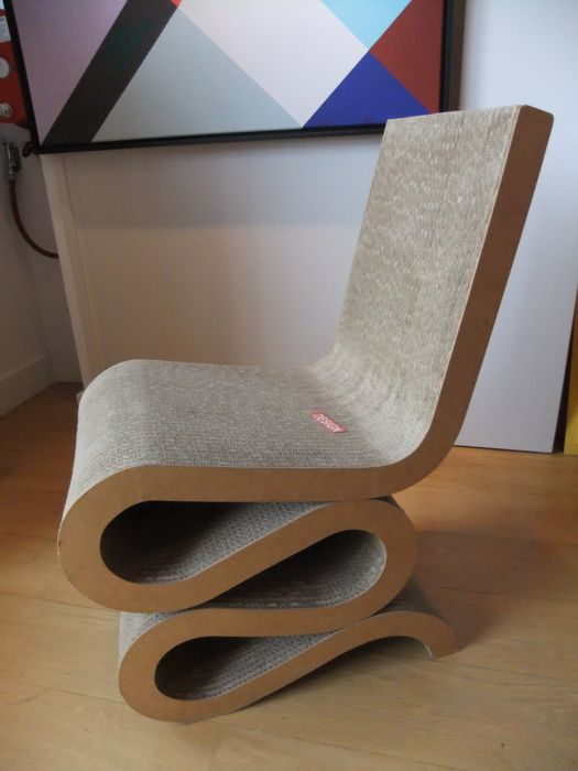 frank gehry chair andy warhol electric for jack brogan or chiru wiggle side catawiki