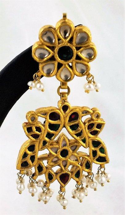 Vintage North Indian earrings