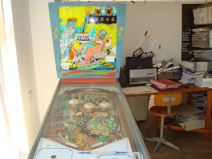 Pinball machine from the 1960s70s  Catawiki