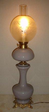 Petroleum lamp - Catawiki