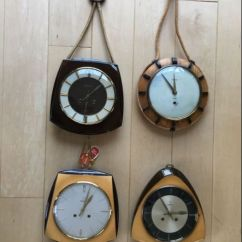 Kitchen Clocks Maple Cabinets 4 Junghans From The 1940 60s Catawiki