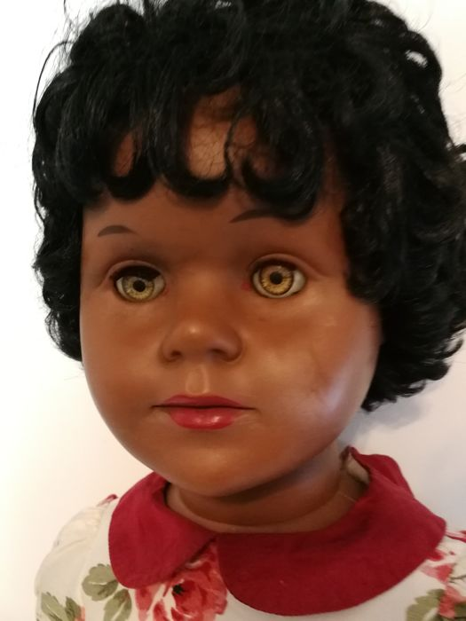african american mannequin doll