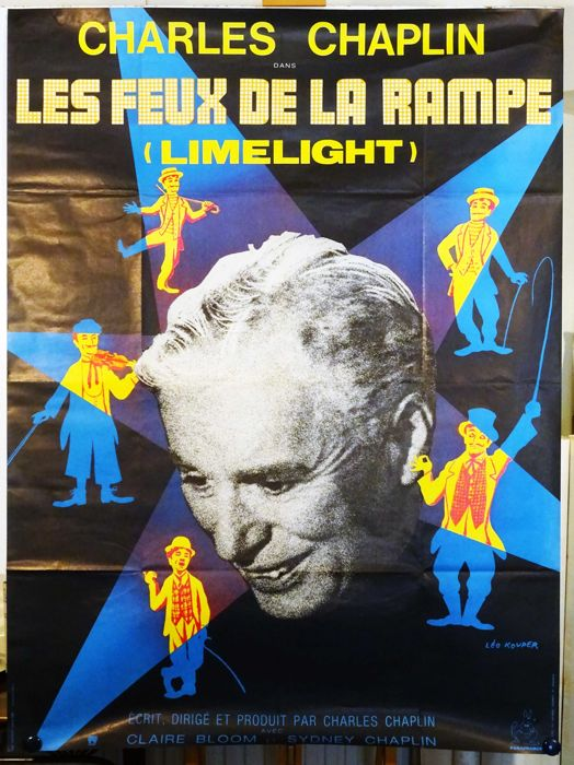 Les Feux De La Rampe : rampe, Kouper, Limelight/Les, Rampe, Catawiki