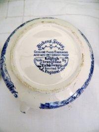 English Ironstone tableware tea set - Dickens series ...