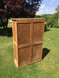 E. Barrere Paris -- two-door filing cabinet. - Catawiki