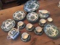 Wedgwood tableware, Asiatic Pheasants