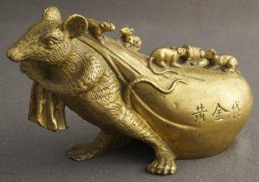 Image result for bronze rat