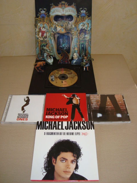Michael Jackson King Of Pop Cd2