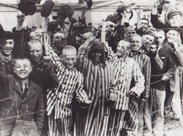 Image result for 1945 – Dachau concentration camp is liberated