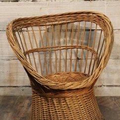 Childs Rattan Chair Big Joe Bean Bag Chairs Vintage Child S France 1960s Catawiki