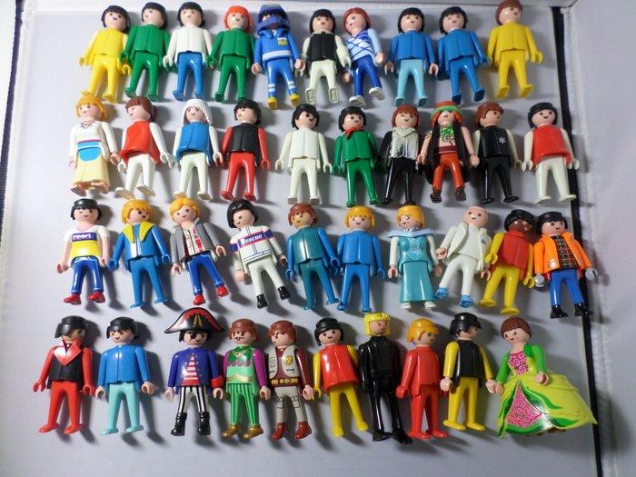collection of playmobil geobra starting