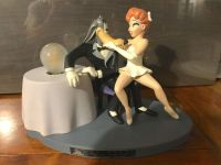 Extremely Rare! Tex Avery with The Girl on Dinner Table