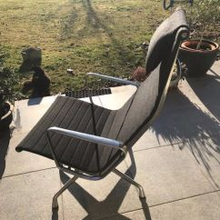 Vitra Lounge Chair Lazy Boy Office Canada Charles Eames Catawiki