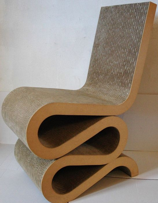 frank gehry chair desk chairs not on wheels vitra wiggle side catawiki