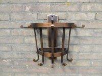 Unknown manufacturer - bronze coat rack - Catawiki