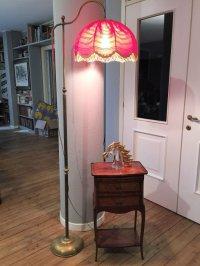 Floor lamp in Art Nouveau style - 20th century - Catawiki