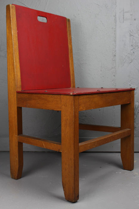 vintage wood high chair the voice manufacturer unknown wooden highchair catawiki