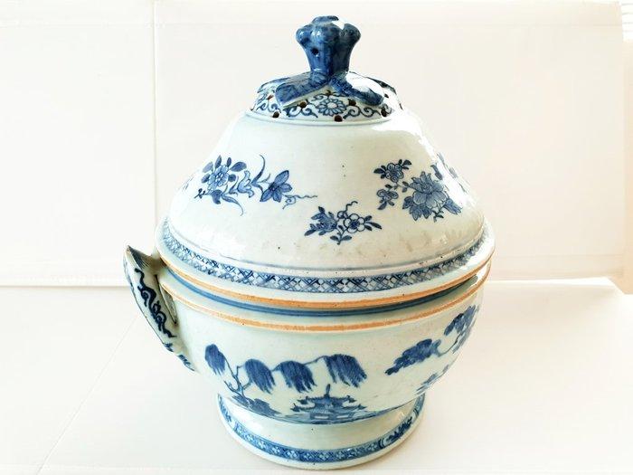 Tureen - Chinese export - Porcelain - China - Qianlong (1736-1795) - Catawiki