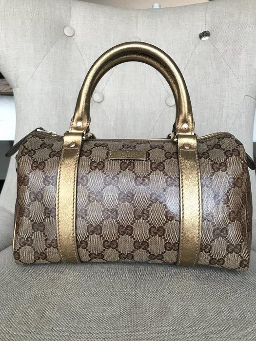 Gucci - Boston Handbag - Catawiki