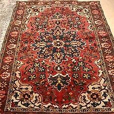 vieux tapis d orient bachtiar noue main