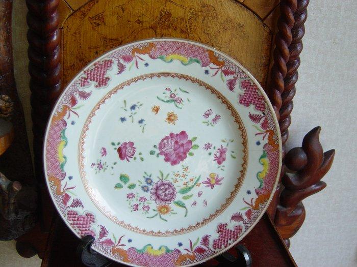 Dish (1) - Porcelain - Qianlong - China - 18th century - Catawiki