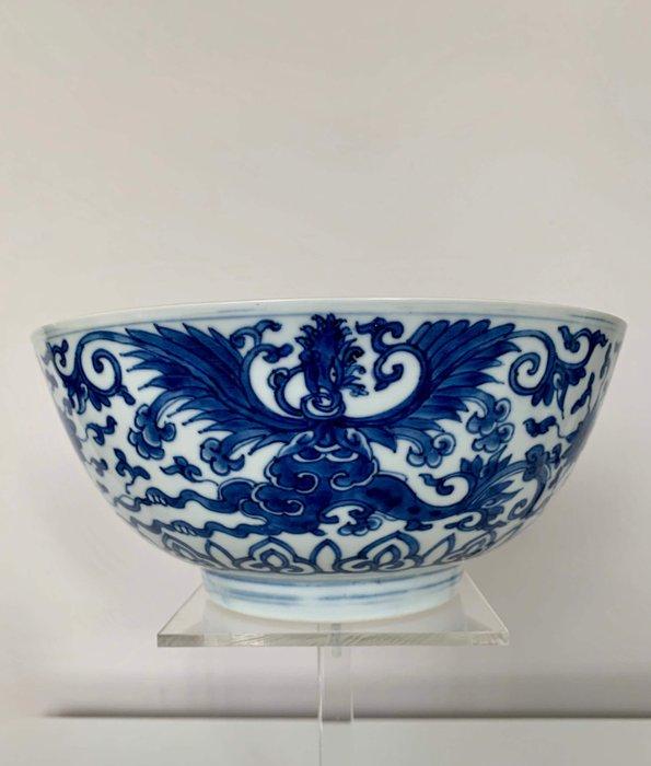 Bowl (1) - Porcelain - China - Kangxi (1662-1722) - Catawiki