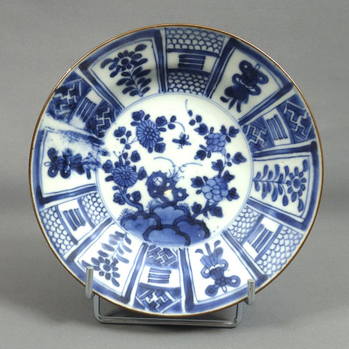 Vessel - Kraak porcelain - Porcelain - China - Kangxi (1662-1722) - Catawiki