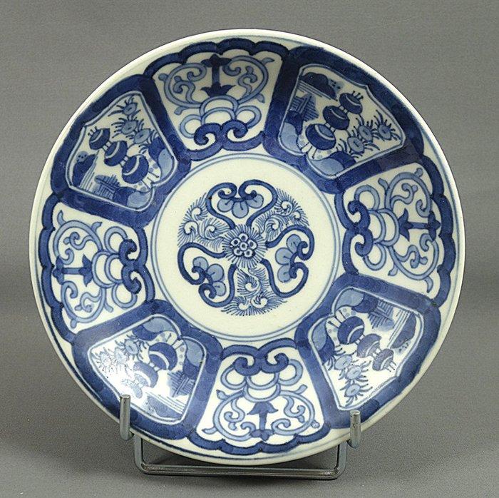 Vessel - Blue and white - Porcelain - China - Kangxi (1662-1722) - Catawiki