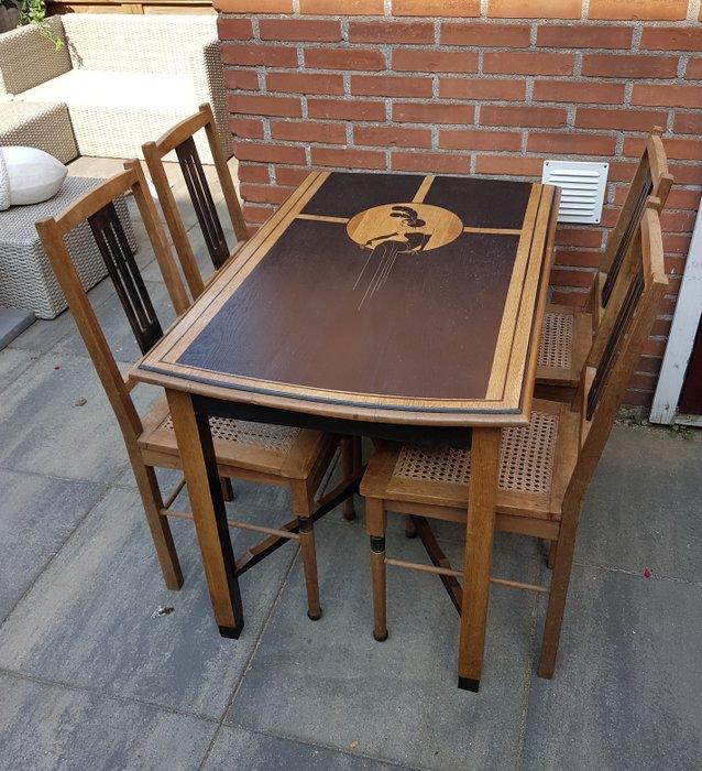 meufa zaandam table de salle a manger