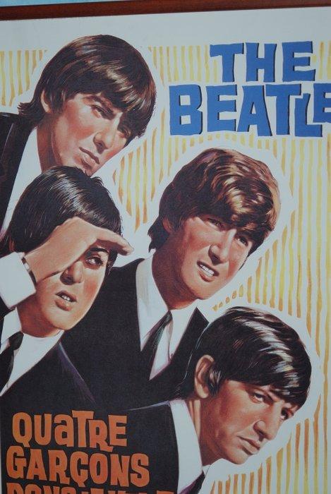 4 Garçons Dans Le Vent : garçons, Beatles, Quatres, Garçons, Original, Print, Catawiki