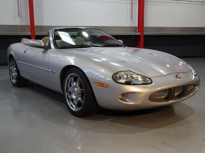 jaguar xkr no reserve