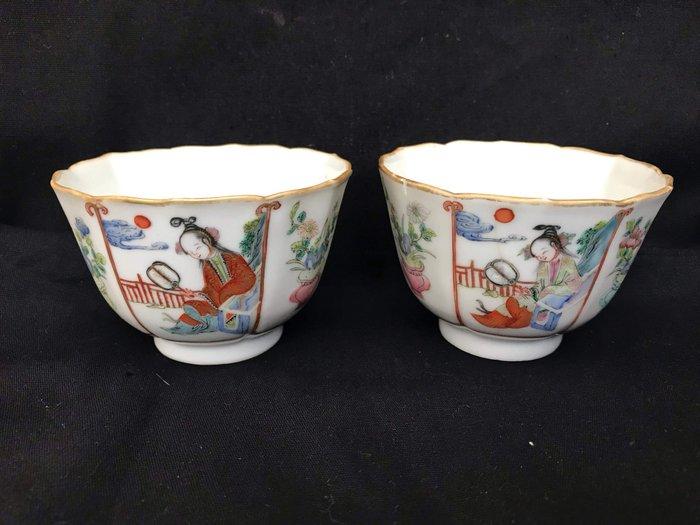 bowls - Porcelain - China - Xianfeng (1851-1861) - Catawiki