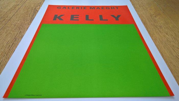 ellsworth kelly poster galerie