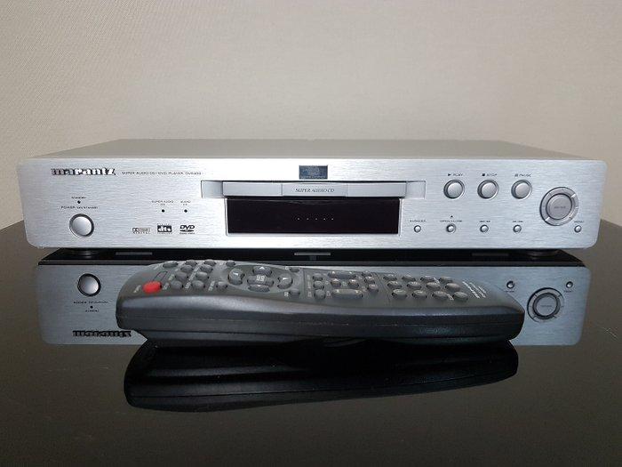 marantz dv 6400 lecteur cd sacd dvd