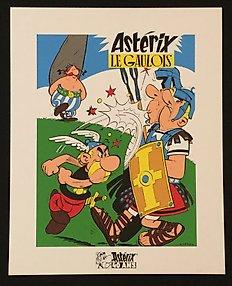 ventes de bandes dessinees asterix