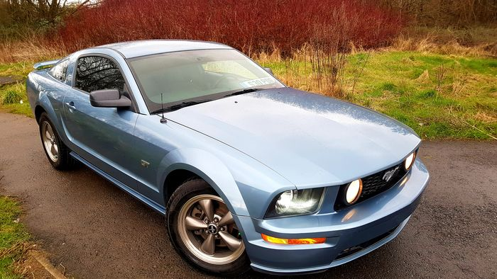 Used ford mustang bullitts near you with truecar. Ford Mustang Gt Fastback V8 2005 Catawiki