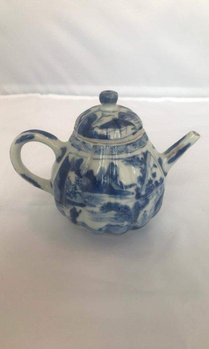 Teapot (1) - Porcelain - China - 18th century - Catawiki
