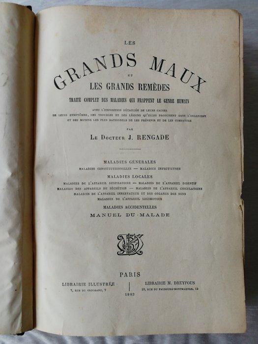 Aux Grands Mots Les Grands Remèdes : grands, remèdes, Rengade, Grands, Remèdes, Catawiki