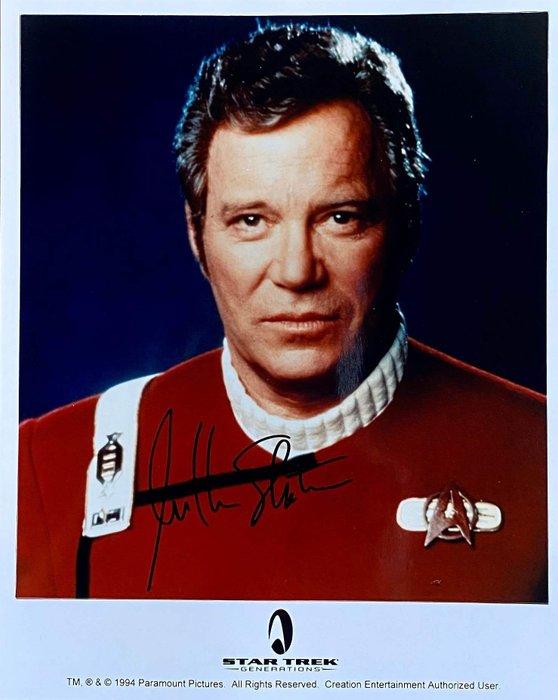 William Shatner Star Trek Generations / Star Trek S William Shatner ...
